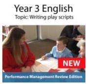 Year 3 English